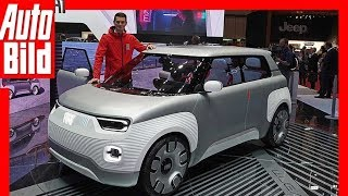 Download Fiat Centoventi Concept (Genf 2019) - Erster Eindruck / Details / Review Video
