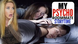 Download PSYCHO WITCH ROOMMATE STORYTIME Video