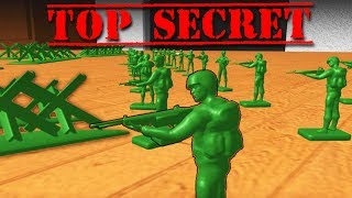 Download Top SECRET MISSION! Army Men Special Forces vs Bugs (Home Wars Gameplay Part 4 Army Men Battle Sim) Video