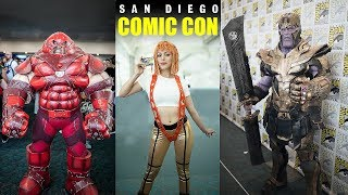 Download San Diego Comic Con 2019 - Cosplay Music Video - SDCC Video