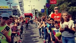 Download XI Sarajevo halfmarathon runners view Video