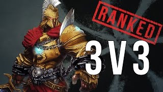 Download Smite 3v3 Ranked: Ares Gameplay Video