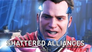 Download Injustice 2 - Shattered Alliances Part 1 Trailer @ 1080p HD ✔ Video