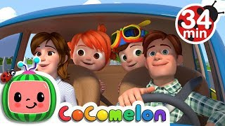 Download ″Are We There Yet?″ Song | +More Nursery Rhymes & Kids Songs - ABCkidTV Video