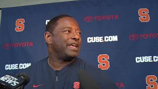 Download Dino Babers Press Conference - Bowl Prep Day 1 Video