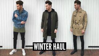 Download Mens Fashion Haul Winter 2016 - Fall Lookbook Video