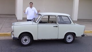 Download The Trabant Was an Awful Car Made By Communists Video