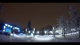 Download Сильный снегопад в Москве превратил город в Зимнюю Сказку! Video