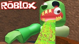 Download Roblox Adventures / Escape the Subway Obby / Escaping the Giant Evil Zombie! Video