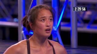 Download Andrea Hah semi-final run | Australian Ninja Warrior 2017 Video