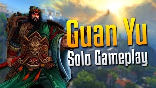 Download Smite: NEAR PERFECTION!- Guan Yu Solo Gameplay Video