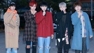 Download [S영상] B1A4-아스트로-업텐션-라붐-모모랜드, '요즘 잘나가는 아이돌' (뮤직뱅크 출근길) Video