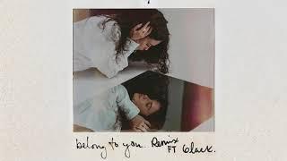 Download Sabrina Claudio - Belong To You (ft. 6lack) [Remix] Video