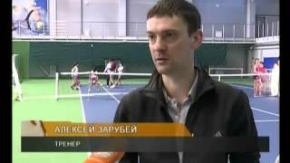 Download Теннисный центр, сданный в Уральске в прошлом году, наконец-то начал свою работу Video