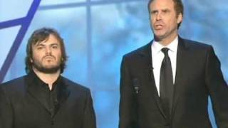 Download Jack Black and Will Ferrell ″Get Off the Stage″ Oscar® song Video