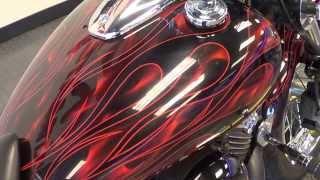 Download 2005 YAMAHA V STAR 650 CUSTOM MIDNIGHT-LOW MILES-UPGRADES-PRISTINE CONDITION Video