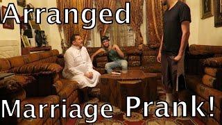 Download ARRANGED MARRIAGE PRANK! (MY DAD PRANKS ME!) Video
