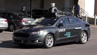 Download Go for a Ride in Uber's Autonomous Car Video
