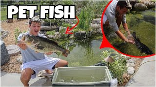 Download My 10lb PET BASS is BACK HOME!!! Video