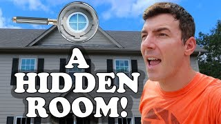 Download I Found A Hidden Room In Our House with Creepy Abandoned Stuff Inside! Video