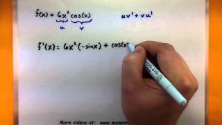 Download Calculus - Derivative of sin and cos Video