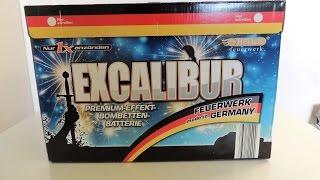 Download Excalibur Helios Feuerwerk | XXL-Batterie von Aldi Süd Video