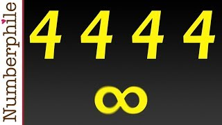 Download The Four 4s - Numberphile Video