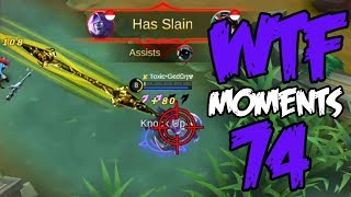Download Mobile Legends WTF Moments Episode 74 Video