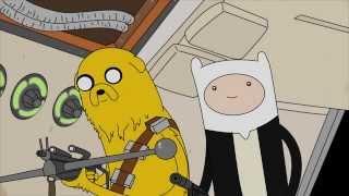 Download ADVENTURE WARS Episode VII TRAILER - The Force Awakens - Adventure time + Star Wars Video