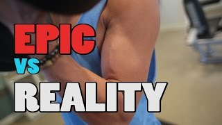 Download EPIC vs REALITY Video