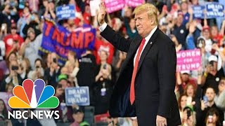 Download Watch Live: President Donald Trump Holds Campaign Rally In Pennsylvania | NBC News Video
