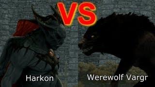 Download Skyrim Battle - Requested Battles! Werewolves vs Vampires & more! Video