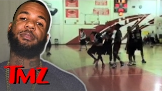 Download The Game Punches a Cop in the Face!! | TMZ Video