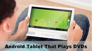 Download Tablet With DVD Player! Awesome! Video