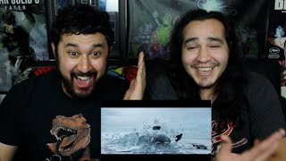 Download THE FATE OF THE FURIOUS TRAILER #1 REACTION & REVIEW!!! Video