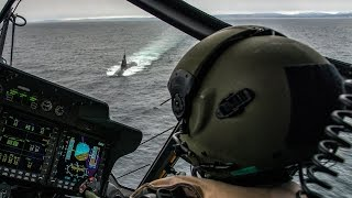 Download NATO Anti-Submarine Warfare Exercise in Norway Video