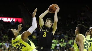 Download Highlights: Oregon men's basketball can't overcome early deficit, falls to Baylor Video