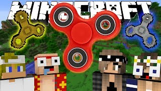 Download If FIDGET SPINNERS were Added to Minecraft Video