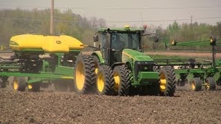 Download Pitstick Farms - John Deere DB90 Planter on 5-7-2013 Video