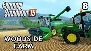 Download Let's Play Farming Simulator 2015   Woodside Farm #8 Video