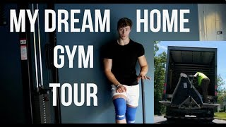 Download Dreams Come True   Full Home Gym   Workout & Tour Video