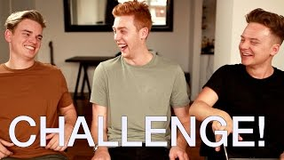 Download 1 SECOND SONG CHALLENGE ft THE MAYNARDS Video