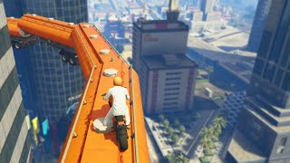 Download The Impossible Akuma Race (GTA 5 Funny Moments) Video