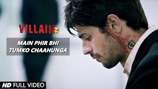 Download Phir Bhi Tumko Chaahunga - Sidharth Malhotra, Shraddha Kapoor VM | Ek Villain | Arijit Singh Video