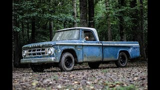 Download ABANDONED Truck Finds New Home After 24 Years Video