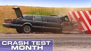 Download Crash Test Month: Stretch Limousine Crash Video