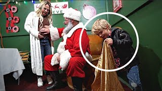 Download Tydus snuck a TRACKING DEVICE into Santa's bag!! Video