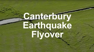 Download Canterbury Earthquake - first flyover of fault trace Video