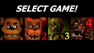 Download Five Nights at Freddy's 1-4 Jumpscare Simulator | FNAF Fan games | IULITM Video