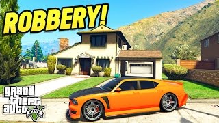 Download THE HOME ROBBERY MOD! (GTA 5 Mods!) Video